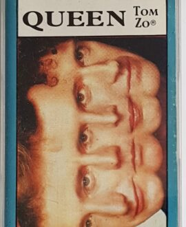 QUEEN  QUEEN audio cassette