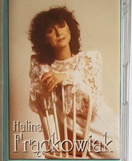 HALINA FRĄCKOWIAK  NAJWIĘKSZE PRZEBOJE audio cassette