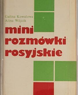 MINI ROZMÓWKI  ROSYJSKIE audio cassette