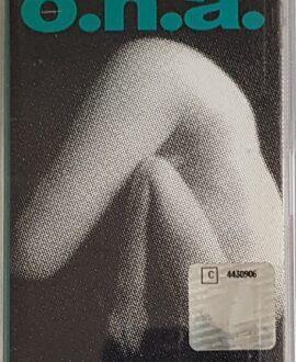 O.N.A. MODLISHKA audio cassette