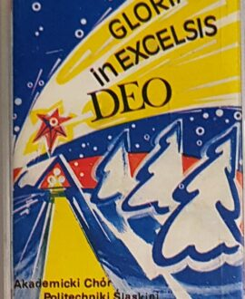 GLORIA  IN EXCELSIS DEO KOLĘDY audio cassette