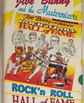 JIVE BUNNY  ROCK AND ROLL HALL OF FAME audio cassette