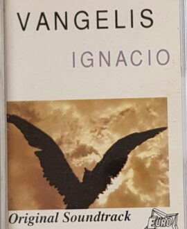 VANGELIS  IGNACIO SOUNDTRACK audio cassette