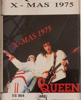QUEEN  X - MAS 1975 audio cassette