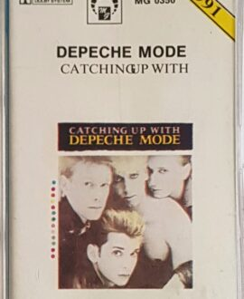 DEPECHE MODE  CATCHING UP WITH audio cassette