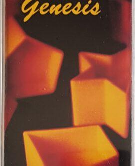GENESIS  GENESIS audio cassette
