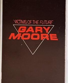 GARY MOORE  VICTIMS OF THE FUTURE audio cassette