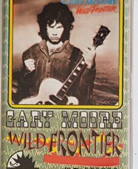GARY MOORE  WILD FRONTIER audio cassette