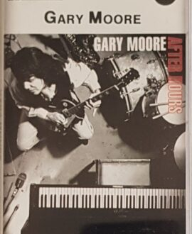GARY MOORE  AFTER HOURS audio cassette