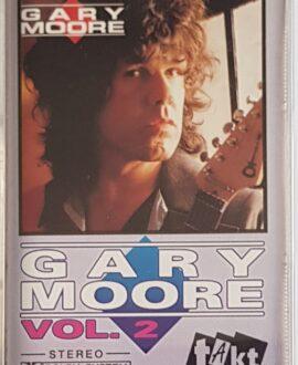 GARY MOORE  vol.2 audio cassette