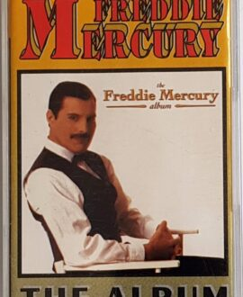 FREDDIE MERCURY  THE ALBUM audio cassette