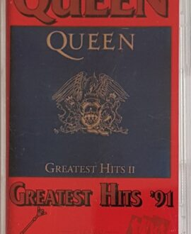 QUEEN  GREATEST HITS I '91 audio cassette