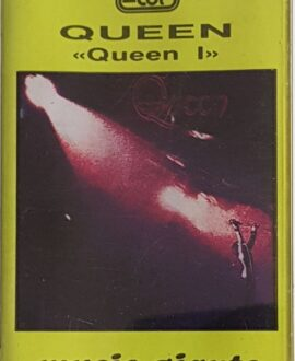QUEEN  QUEEN I audio cassette