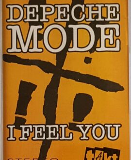 DEPECHE MODE  I FEEL YOU audio cassette