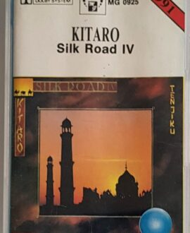 KITARO SILK ROAD IV audio cassette