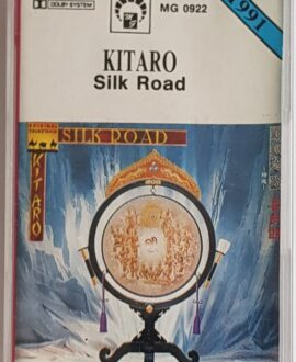 KITARO  SILK ROAD audio cassette