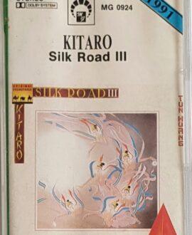KITARO  SILK ROAD III audio cassette