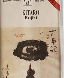 KITARO  KOJIKI audio cassette