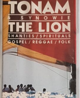 TONAM & SYNOWIE  THE LION audio cassette