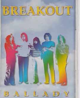 BREAKOUT  BALLADY audio cassette