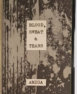 BLOOD, SWEAT & TEARS GREATEST HITS audio cassette