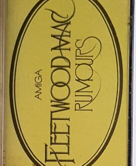 FLEETWOOD MAC RUMOURS audio cassette
