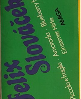 FELIX SLOVACEK PICCOLA E FRAGILE.. audio cassette
