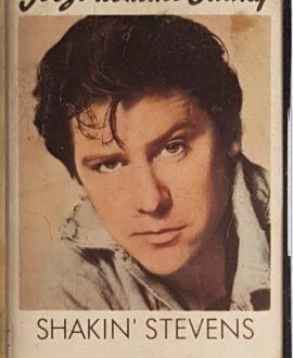 SHAKIN' STEVENS JETZT KOMMT SHAKY audio cassette