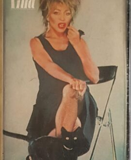 TINA TURNER PRIVATE DANCER audio cassette
