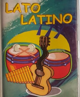 LATINO MUSIC ABUSADORA audio cassette