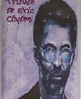 ERIC CLAPTON  TRIBUTE TO audio cassette