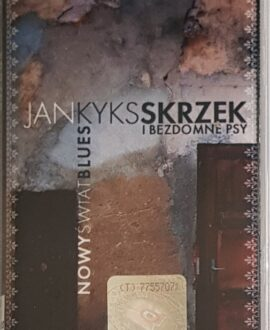 JAN KYSK SKRZEK  NOWY ŚWIAT BLUES audio cassette