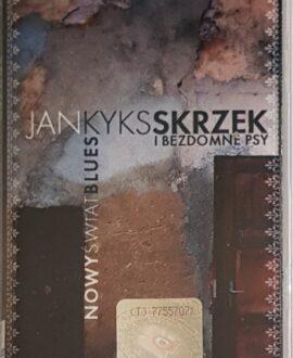 JAN KYSK SKRZEK  NOWY ŚWIAT BLUES audio cassette