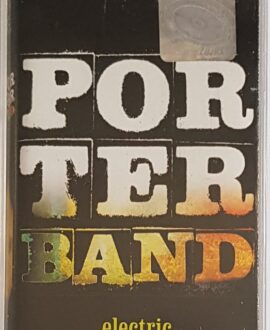 PORTER BAND  ELECTRIC audio cassette