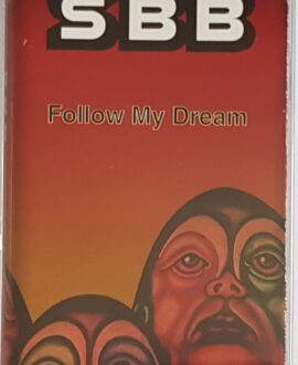 SBB  FOLLOW MY DREAM audio cassette