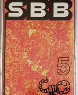 SBB  5 MEMENTO Z BANALNYM TRYPTYKIEM audio cassette