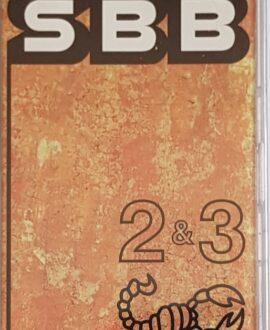 SBB  2&3 PAMIĘĆ audio cassette