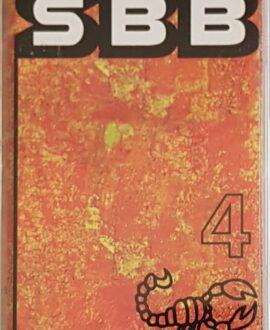 SBB  4 ZE SŁOWEM BIEGNĘ DO CIEBIE audio cassette
