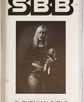 SBB  SLOVENIAN GIRLS audio cassette