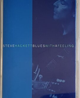STEVE HACKETT  BLUES WITH A FEELING