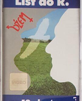 DŻEM  LIST DO R. vol. 1 audio cassette