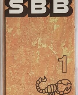 SBB  1 audio cassette