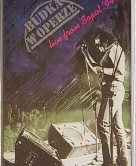 BUDKA SUFLERA  BUDKA W OPERZE LIVE SOPOT '94 audio cassette