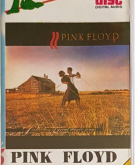 PINK FLOYD  A COLLECTION OF GREAT DANCE SONGS audio cassette