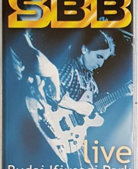 SBB  BUDAI IFJUSAGI PARK audio cassette