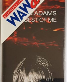 BRYAN ADAMS  THE BEST OF ME audio cassette