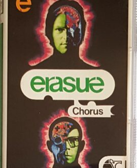 ERASURE  CHORUS audio cassette