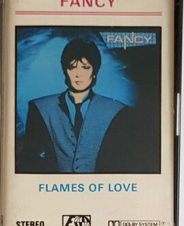 FANCY  FLAMES OF LOVE audio cassette