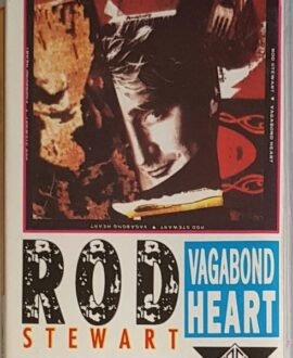 ROD STEWART  VAGABOND HEART audio cassette
