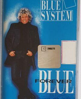 BLUE SYSTEM  FOREVER audio cassette